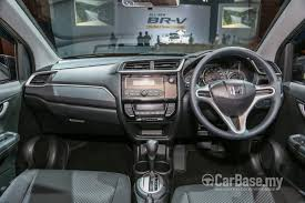 honda br v honda br v 2sj 2017 interior image in malaysia reviews specs