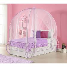 princess canopy beds for girls carriage bed frame susan decoration