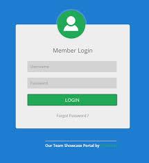Log In Member Login Portal Pages Posts For Team Members