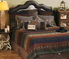 mustang canyon western bedding free shipping