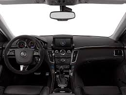 cadillac cts 2013 interior 2014 cadillac cts v sedan 4dr sdn overview roadshow