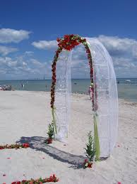 wedding arches using tulle wedding arch decorated with tulle wedding decoration ideas gallery