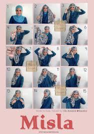 tutorial hijab paris zaskia hijab zaskia adya mecca ini menjadi salah satu inspirasi hijaber di