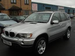 bmw x5 2002 price used bmw x5 2002 diesel 3 0d sport 5dr auto 4x4 silver edition for