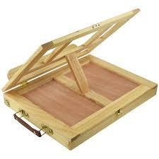 chevalet de bureau pliage bureau chevalet artiste portable bois chevalets multi