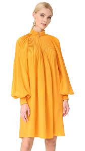 Cheese Halloween Costume Tibi Edwardian Short Dress Shopbop