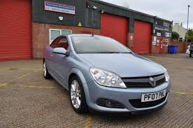 vauxhall astra 2007 used vauxhall astra design 2007 cars for sale motors co uk