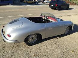 porsche speedster for sale 1957 porsche speedster 356 intermeccanica replica for sale