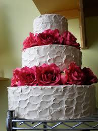 wedding cake no fondant simple wedding cakes non fondant flour bakery photo gallery