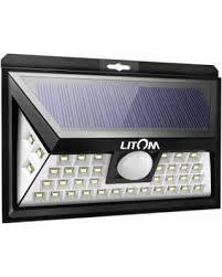 litom solar lights outdoor memorial day bargains on litom solar light outdoor 40 leds