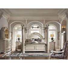 Best Furniture Images On Pinterest Canopy Beds  Beds And - North shore poster bedroom set price