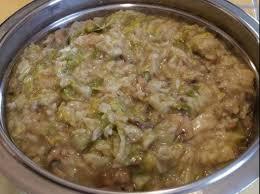 cuisiner chou chinois chou chinois aux champignons par murielthierry une recette de fan à