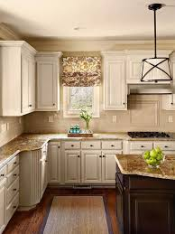 pictures of kitchens with antique white cabinets cool kitchen color ideas with antique white cabinets 44 for your