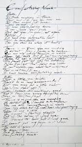 Led Zeppelin Comfortably Numb 112 Best Pink Floyd Images On Pinterest Music Band Posters And