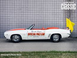69 camaro pace car 1969 chevrolet camaro ss indy pace car wallpaper gallery motor trend