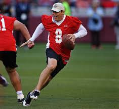 Red Flag Football The Legends Of Candlestick Gave Me Goosebumps Mangin Photography
