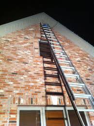 how to hang christmas lights in window christmas lights and high places