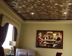 Luxury Powder Room Ceiling Amazing Stick On Ceiling Tiles Powder Room Bath Remedy
