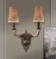 Artistic Lighting Double Head Indoor Wall Light Artistic Lighting Canwelum