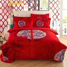Swirly Paisley Duvet Cover S Seema Z Line Art Orange Multicolor Duvet Cover Cotton Queen
