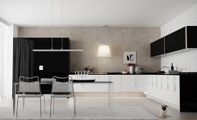 black white kitchen diner interior design ideas like architecture interior design follow us