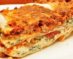 jeux de cuisine lasagne lasagne épinard et fromage cottage alex cuisine