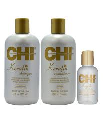 Hair Extension Shampoo And Conditioner by Keratin Shampoo Conditioner U0026 Silk Infusion Serum Set Chi