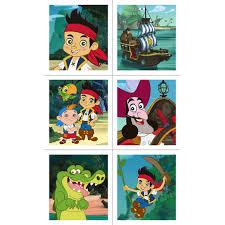 jake and the neverland pirates birthday invites amazon com jake and the never land pirates stickers toys u0026 games