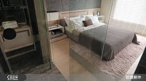 dressing dans chambre mansard馥 近境制作唐忠漢現代風 設計家searchome bed room房間與床頭造型