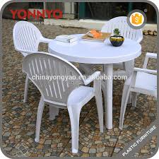 Prices Of Dining Table And Chairs by Plastic Dining Table And Chair Plastic Dining Table And Chair