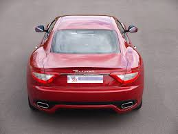 maserati pink used maserati granturismo s 4 7 sport mc auto s 2012 top 555