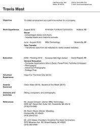 Resume Templates For Word 2007 by Resume Templates Microsoft Word 2007 Free Vasgroup Co