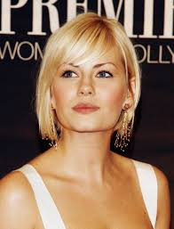 this summer u0027s short hairstyles for fine hair and round face women