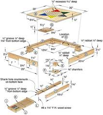 woodworking plans chair wood cabinets plans