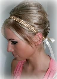 rhinestone hair on sale gold topaz rhinestone ribbon rhinestone hair