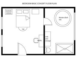 Master Bedroom Suite Layouts Amazing 3d Master Bedroom Floor Plan Design Free With Regard To