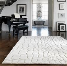 Shaggy Cream Rug Majestic Design Ideas Large White Rug Exquisite Decoration Large