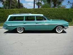 nomad car 1961 chevy nomad wagon for sale