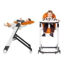 Toddler High Chairs Amazon Com Peg Perego Siesta Highchair Arancia Childrens