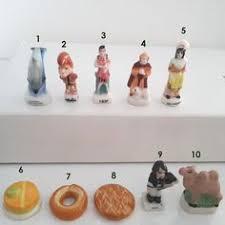 epiphany cake trinkets porcelain feves king cake figurines cake topper charms