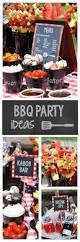 Backyard Bbq Party Menu 348 Best Party Ideas Images On Pinterest Summer Parties