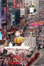 macy s thanksgiving day parade at abc news archive at