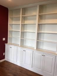 Custom Bookcase Our Work Shenandoah Woodworks