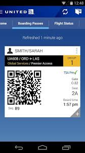 united airlines android apps on google play