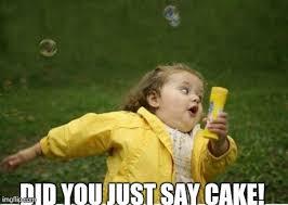 Cake Meme - chubby bubbles girl meme imgflip