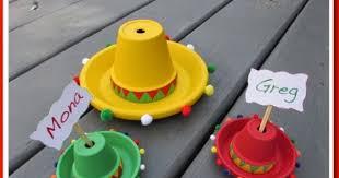 craft klatch diy easy cinco de mayo sombreros how to