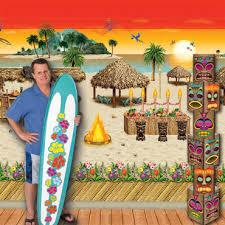 diy hawaiian stage decorations Google Search