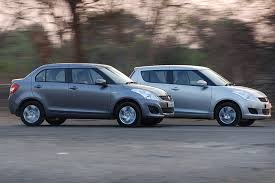 swift vs dzire the long and short of it feature autocar india