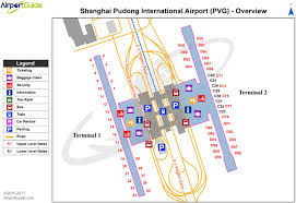 Denver International Airport Map Pudong Airport Map Shanghai Pudong International Airport
