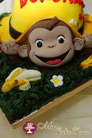 curious george cake topper curious george cakes search celebration cakes